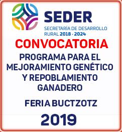 convocatoria Mejoramiento Genético Buctzotz 2019