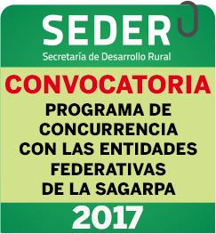 Convocatoria concurrencia 2017